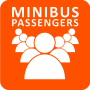 Recovery for all passengers in the minibus providing they do not exceed the number of seats the minibus has.
